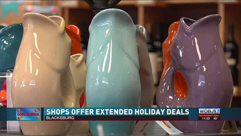 Holiday Shopping Safer Blacksburg