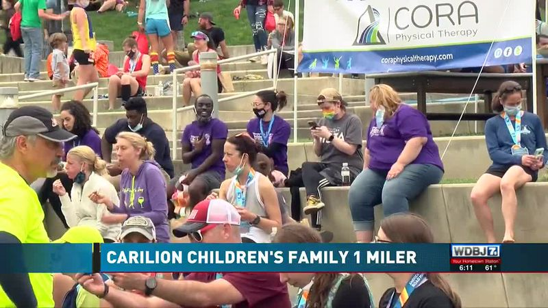 4.17.21 Carilion Children's Run For Charity