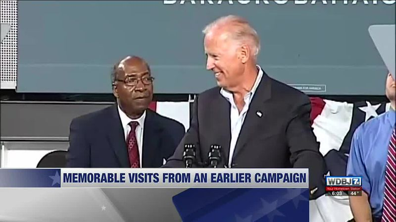 Biden Visits