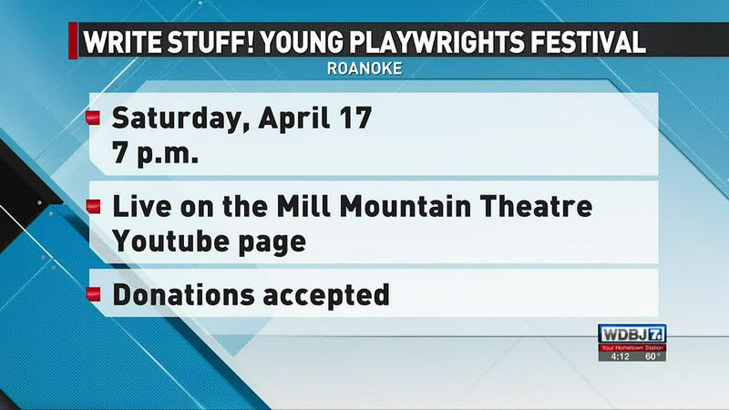 Write Stuff! Young Playwrights Festival