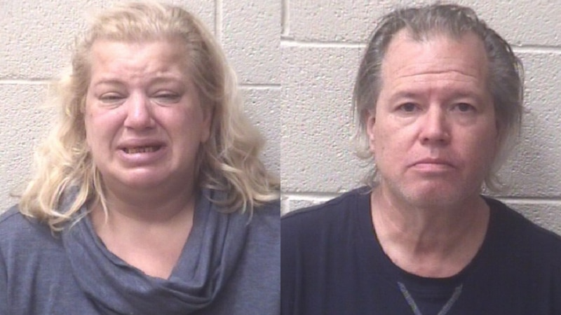 Detectives arrested 51-year-old Robin Byrum and 54-year-old Scott Poole for the felony charge...
