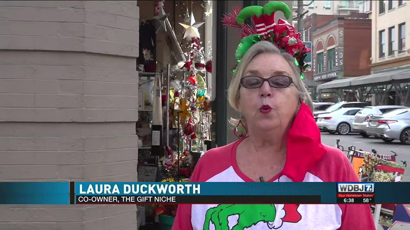 Downtown Roanoke Small Businesses Ready For The Holidays
