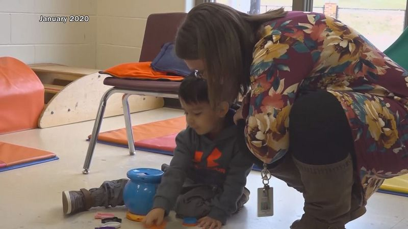 United Way of the Roanoke Valley helps families with childcare needs.
