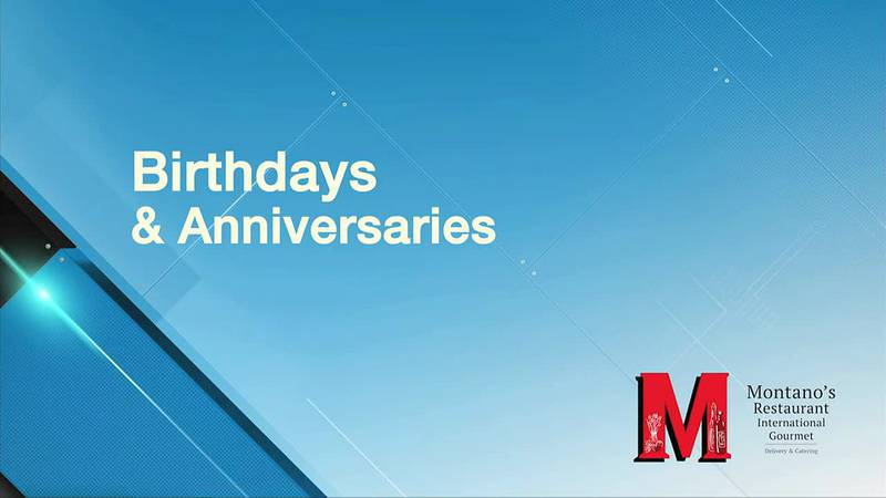 Birthdays and anniversaries for September 18, 2021