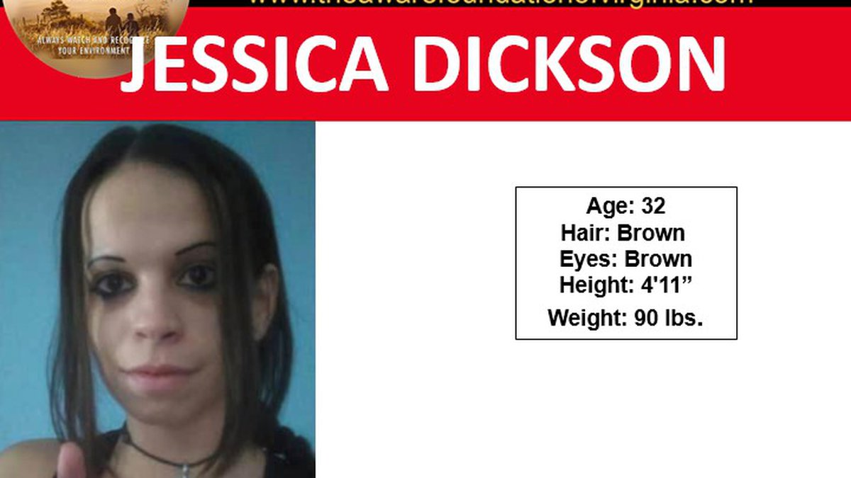 Jessica Dickson was reported missing back in June of 2019.