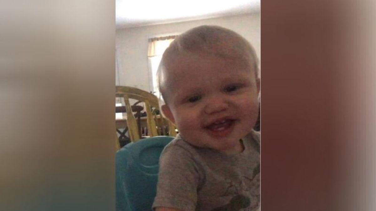 Ten-month-old Jordan Ramsey was last seen on Oct. 6 in Coyners, Georgia.