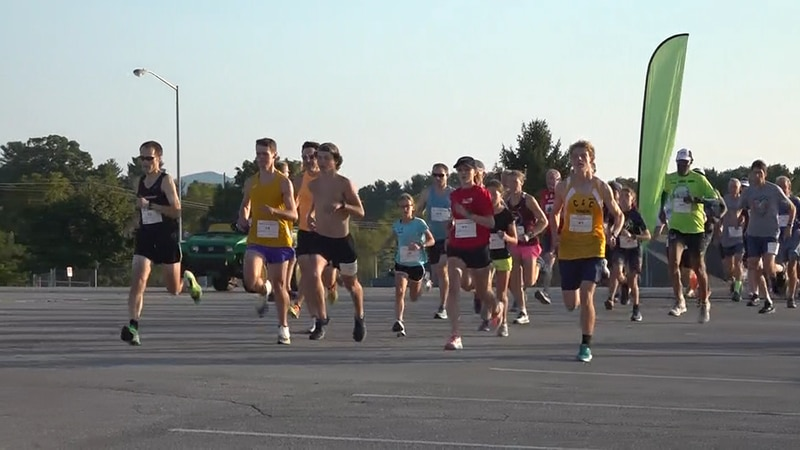 The 5k and 10k races have raised over $4 million in scholarships for healthcare workers over...