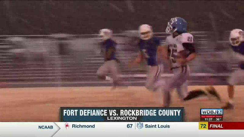 FFE (2.26.21) Fort Defiance At Rockbridge County