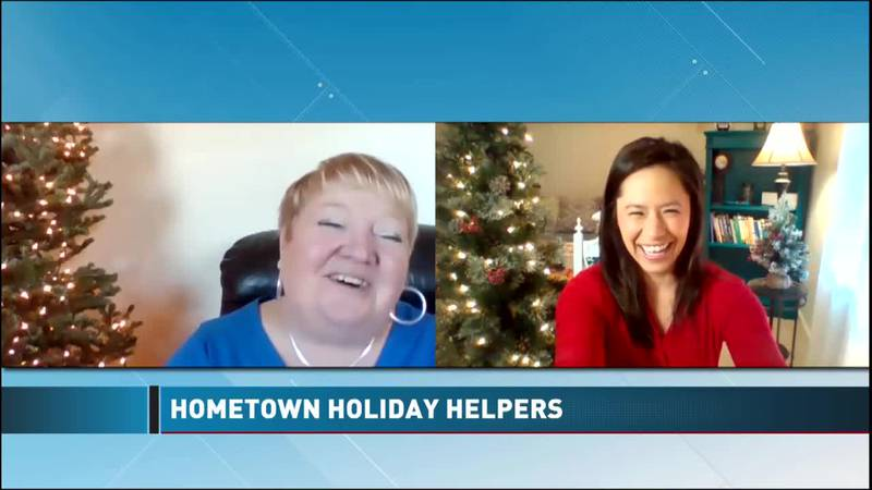 Angela Wallace-Hometown Holiday Helpers-Melissa