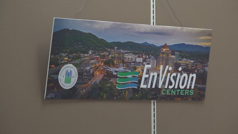 The Envision Center is now at the RRHA's main office.