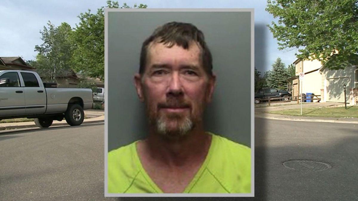 Scott Gudmundsen, 65, was arrested on charges of felony menacing and false imprisonment. (Source: Loveland Police Department/KDVR/CNN)