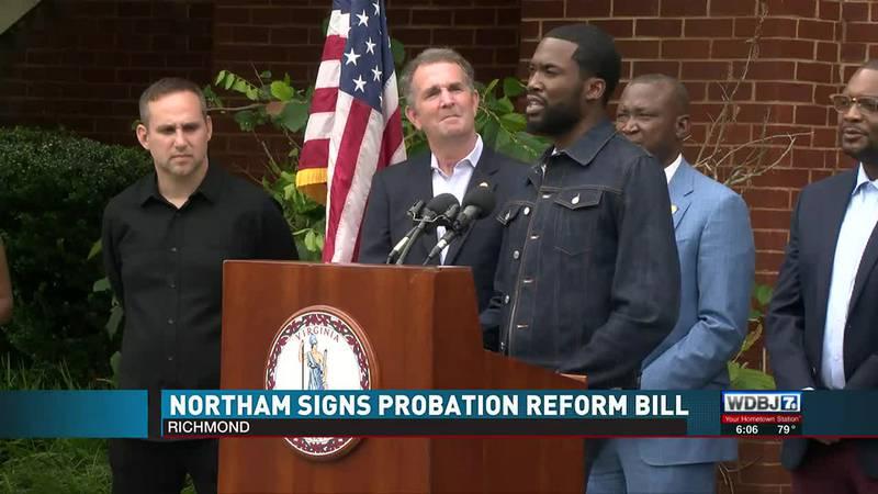 Virginia Probation Reform