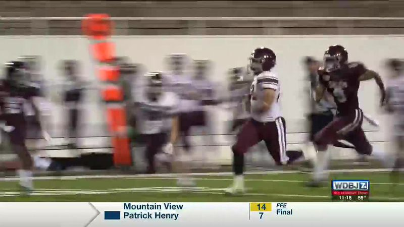 FFE Amherst County At Salem 4.9.21 Highlights