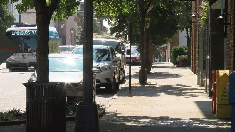Downtown Lynchburg (WDBJ7)