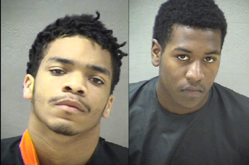 Pictured from L-R: Dia Montae Cedrik Taylor, Najiee Turner (Not pictured: Leondre Tymere...
