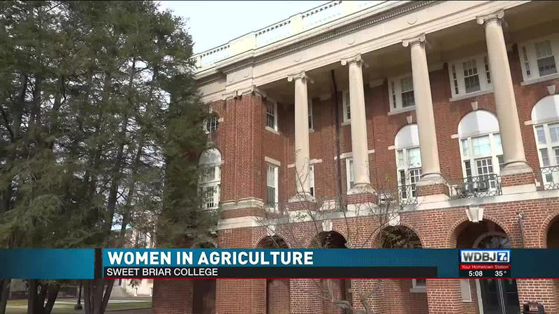 Sweet Briar College Push For More Students To Agriculture