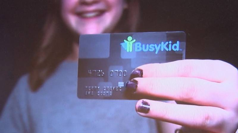 EARLY YEARS:  App allows kids to save money, invest money and donate to charities struggling...