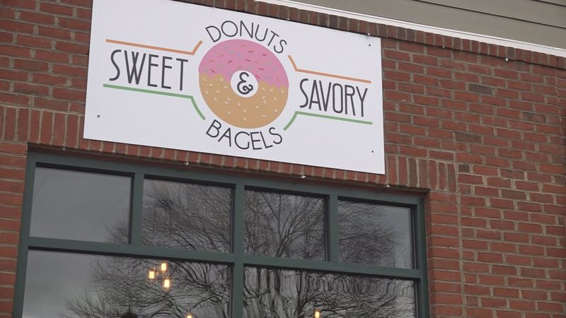 The owners say not having the doughnut machine provides another set of challenges.