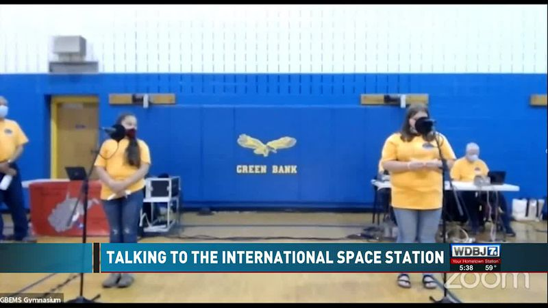 Students Talk To International Space Station May 2021