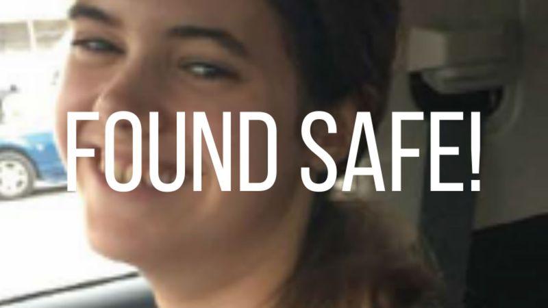 TBI officials said Daphne Westbrook was found safe in Samson, Alabama.