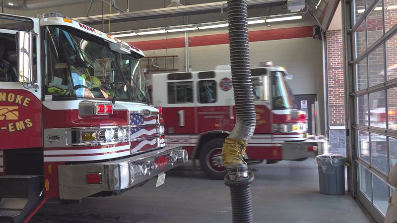 Roanoke Fire EMS meets important benchmarks despite challenging year.