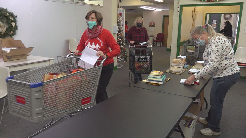 A store that brightens the holidays for hundreds of Montgomery County families in need is open...