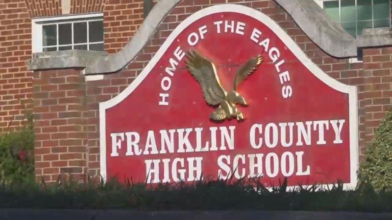 Franklin County's decision to shift students to online learning for the next two weeks was...