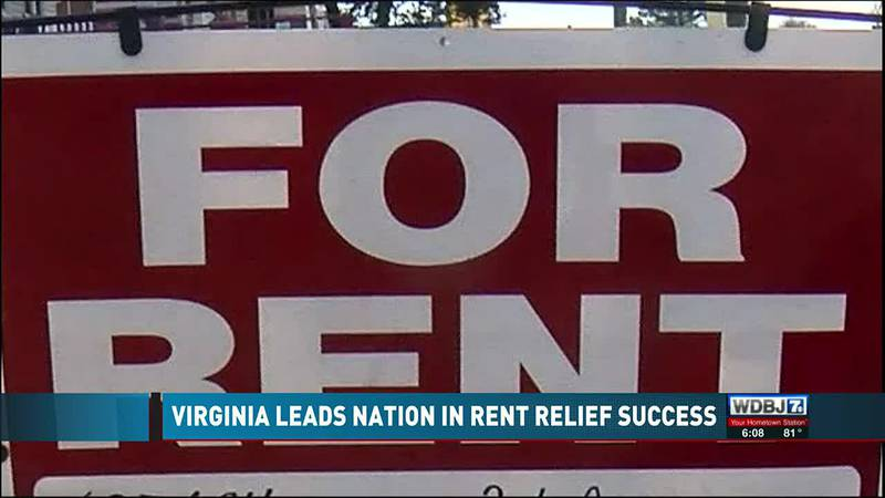 VA Leads Nation in Rent Relief