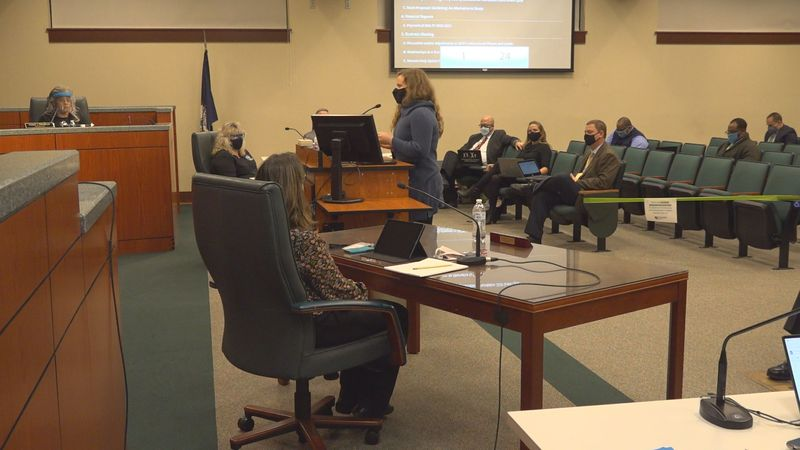 The discussion continued Tuesday night for Montgomery County Public Schools on whether to...