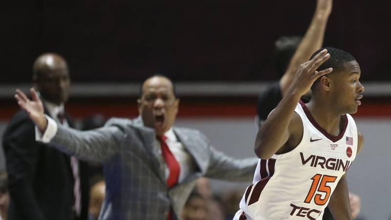 Virginia Tech guard Jalen Cone has entered the transfer portal