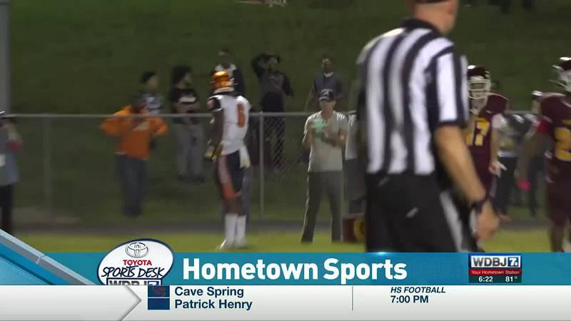 FFE Spotlight Game: Heritage Vs. LCA Friday Night