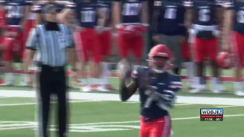 Liberty Stomps UMass