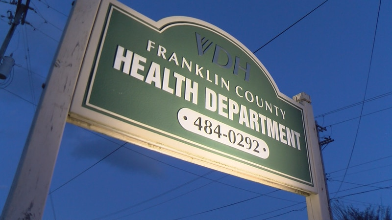 Health officials estimate roughly half of Franklin County's population is now eligible to...