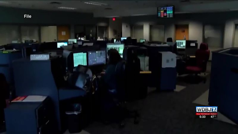 Danville 911 Center Upgrades