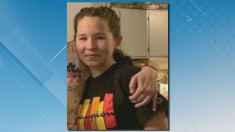 "Deputies said Monday afternoon that they're looking for Madeline ""Maddie"" Ann Hubbard. She was..."