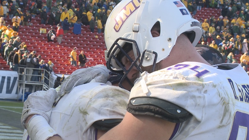 James Madison lost to North Dakota State, 28-20, in the FCS National Championship Saturday...