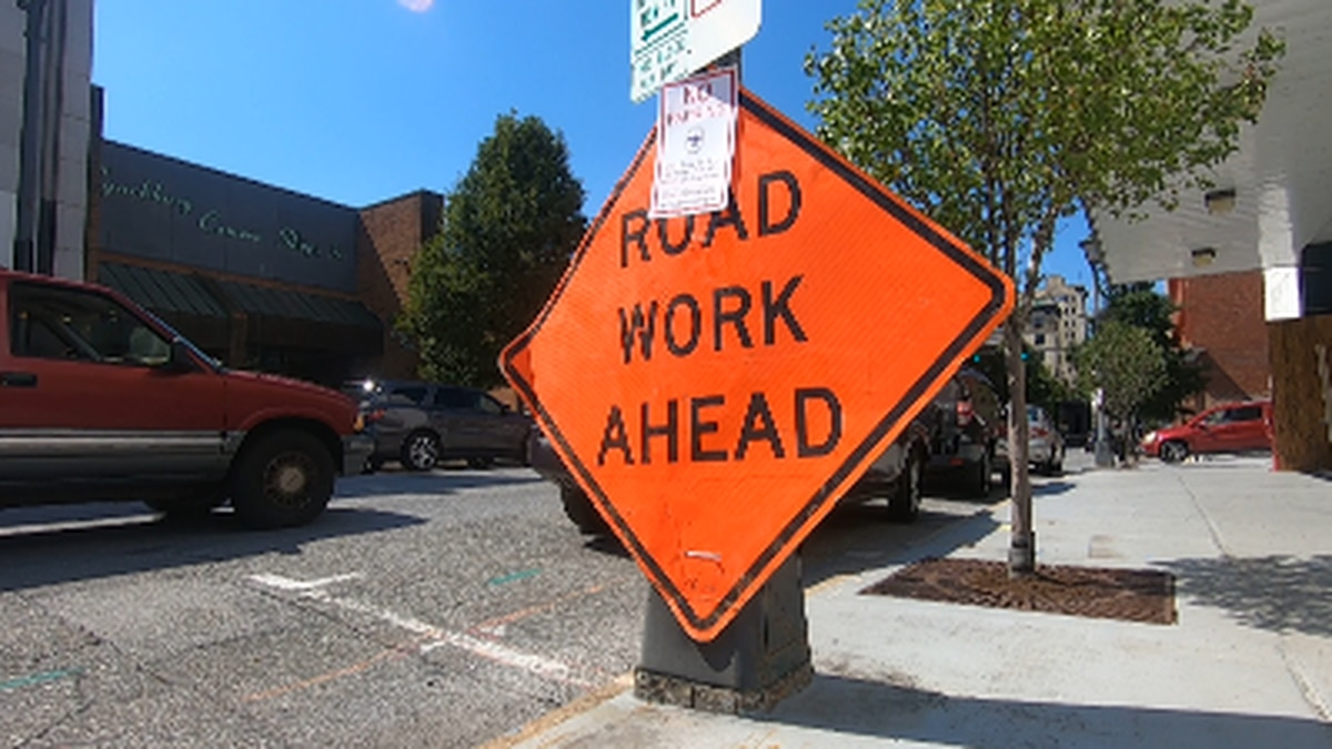 Work is set to begin on the Main Street Renewal Project on September 16th.