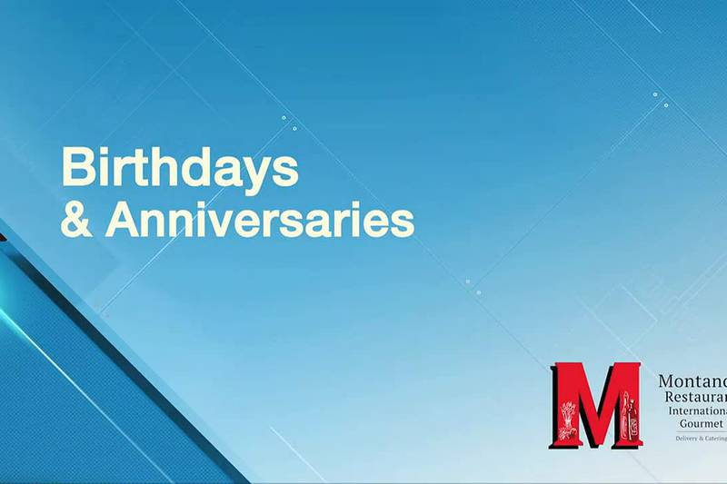 Birthdays and anniversaries for September 26,2021