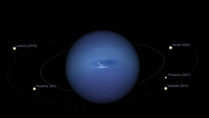 On Tuesday, September 14th, Neptune will be at its closest point to the Earth.