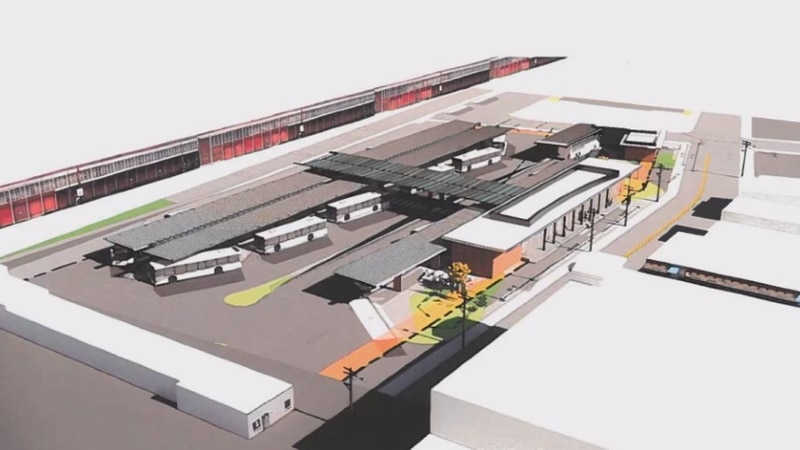 The city's new, multi-million dollar bus terminal is in limbo after a ruling by Roanoke's...