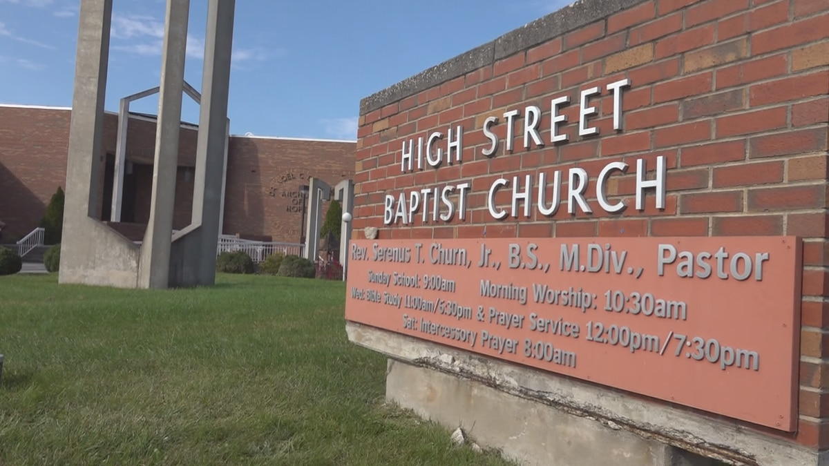 High Street Baptist leaders say they want to make sure as many people as possible have the...