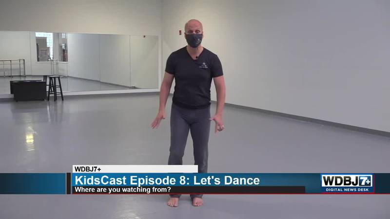 In Episode 8 of WDBJ7+ KidsCast, in addition to some kid-friendly headlines, we're enjoying...
