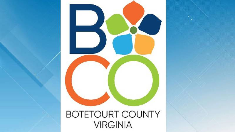 Botetourt County, VA Logo