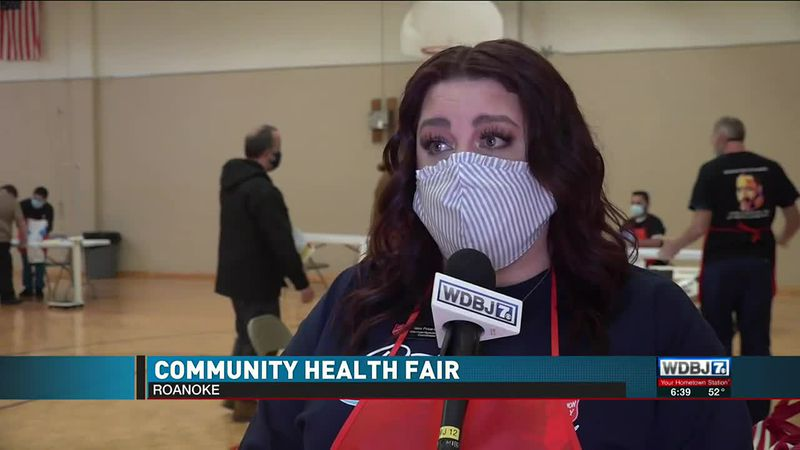 Free Community Health Fair Roanoke