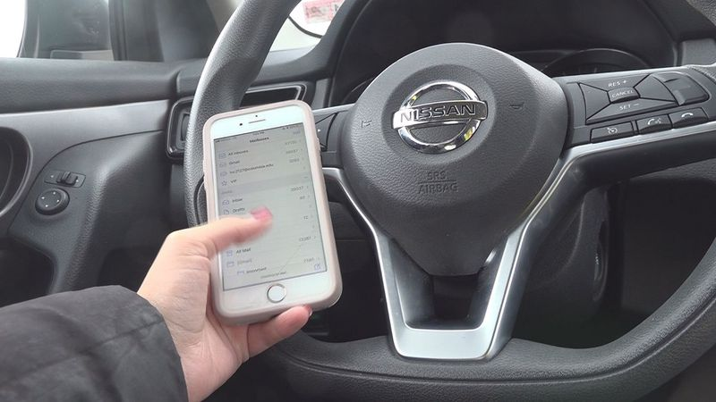 In 2021, you can get fined if you are caught holding your phone while driving in Virginia.