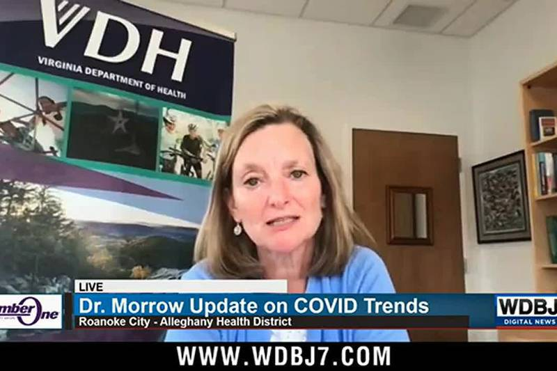 COVID Update-Dr. Morrow-8.3.21