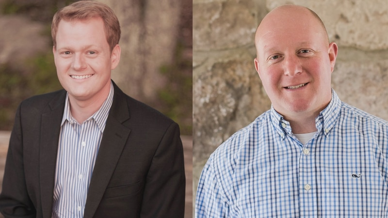 Candidates Jason Ballard and Chris Hurst and have had all eyes on the 12th-- the district home...