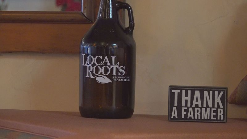 Local Roots is one of many local businesses adapting to the pandemic.