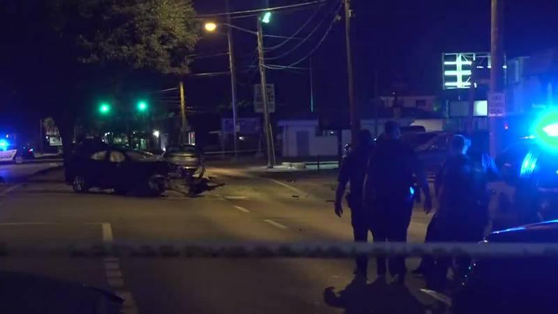 Williamson Road Crash-Roanoke