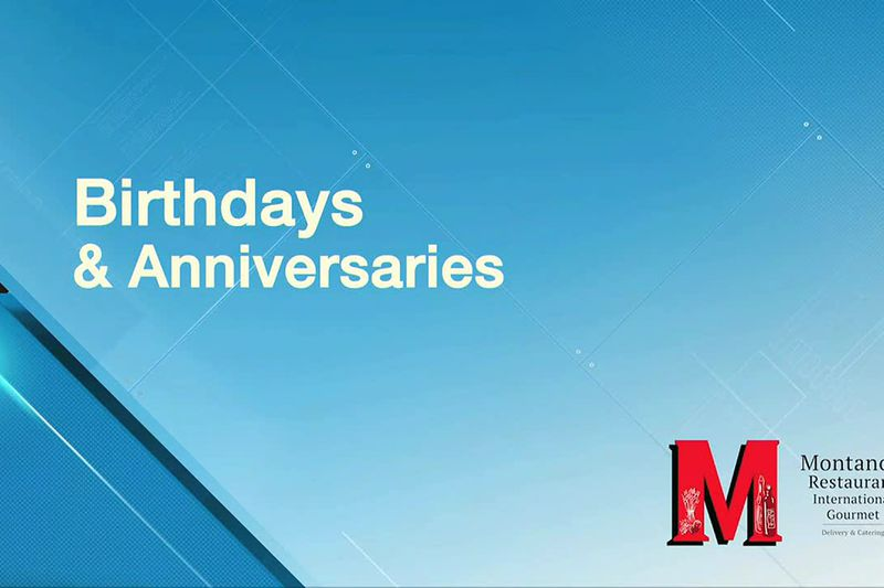Birthdays and Anniversaries for April 16, 2021